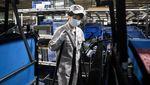 Potret Industri China yang Bangkit Usai Mati Suri Akibat Corona