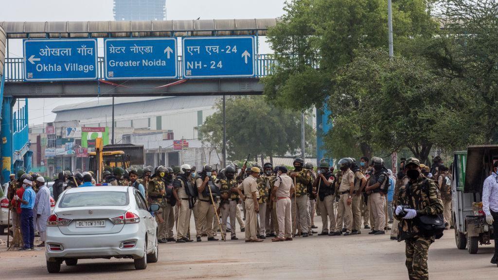 India dan Kebijakan Lockdown yang Berujung Kacau Balau