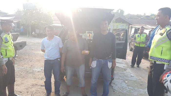 3 pria asal Sumut ditangkap membawa sabu di Aceh Tamiang (dok. istimewa)