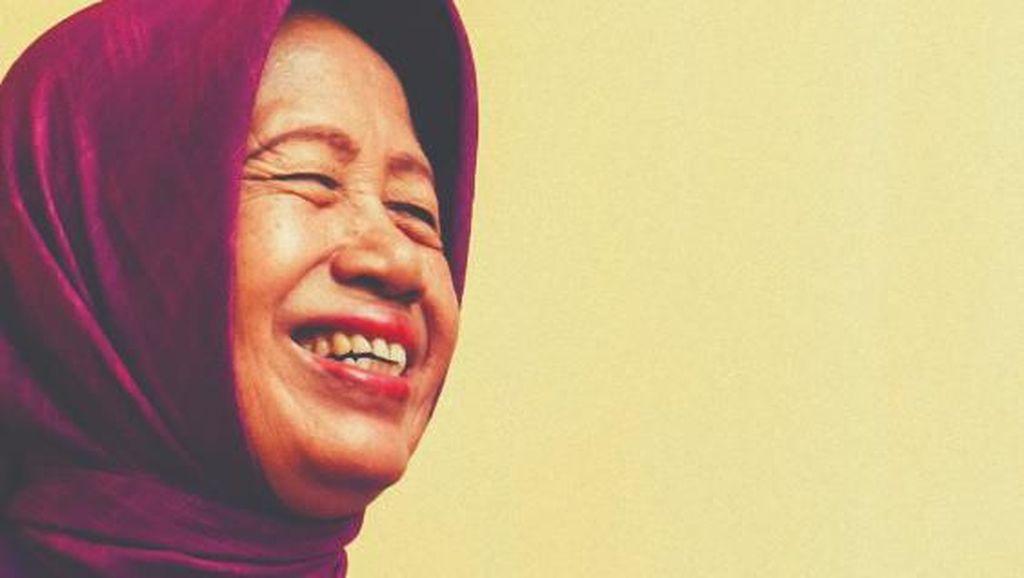 Kisah Sudjiatmi di Balik Sukses Jokowi: Anak Saya Seorang Pemberani