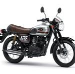 Wow! Kawasaki W175 Banting Harga Jadi Rp 19,9 Juta