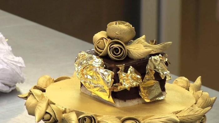 Makanan Campur Emas Berlian