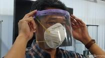 ITS Produksi Ratusan Face Shield per Hari Untuk RS Rujukan Corona