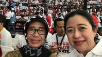 Ketua DPR Puan Maharani Kenang Sosok Sederhana Ibunda Jokowi