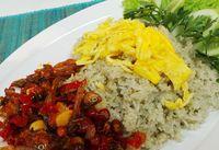 Pakai Rice Cooker Bisa Masak Nasi Liwet dan Nasi Pandan yang Harum