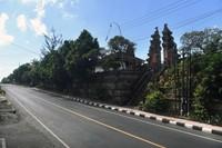 Beginilah suasana Bali saat umat Hindu melakukan catur brata atau penyepian selama 24 jam.
