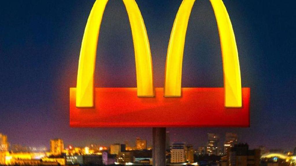 Kampanyekan Social Distancing, McDonalds Sesuaikan Logonya