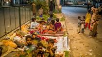 Derita Kaum Miskin India Saat Lockdown Virus Corona