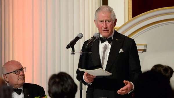 Potret Pangeran Charles Sebelum Dinyatakan Positif Corona