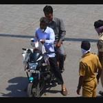 Nikmati Jalan Kosong karena Lockdown, 2.000 Kendaraan di India Ditilang