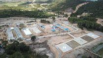 Dikebut! Pembangunan RS Covid-19 di Pulau Galang Tak Lebih 1 Bulan