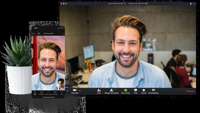 Cara Ubah Background Di Aplikasi Zoom Bonus Trik Usil