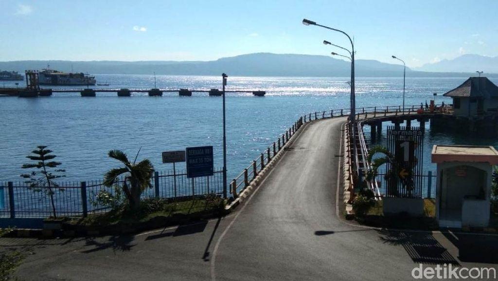 Bukan Cuma Corona, Pelabuhan di Banyuwangi Ini Sepi untuk Hormati Nyepi