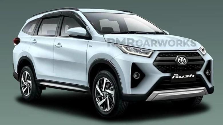 Perkiraan Toyota Rush Facelift