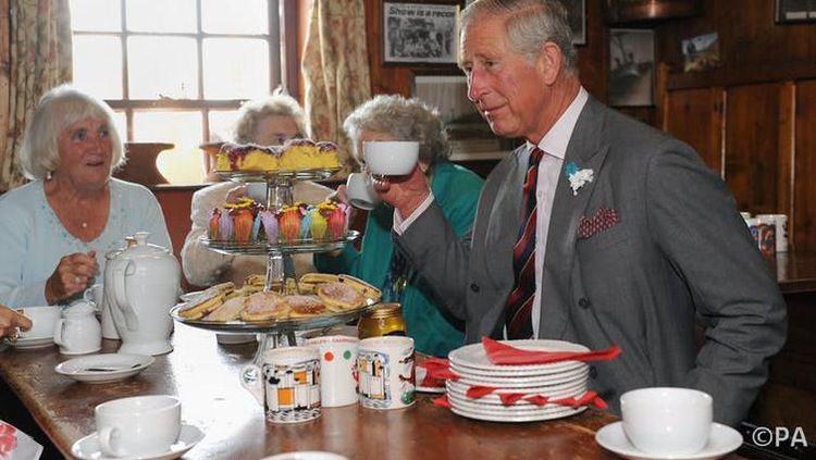 Positif Virus Corona, Ini Sosok Pangeran Charles yang Hobi Kulineran