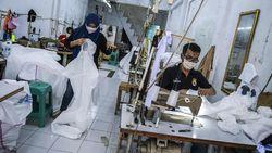 Industri Tekstil Produksi 17 Juta APD/Bulan, Kebutuhan di RI Aman?