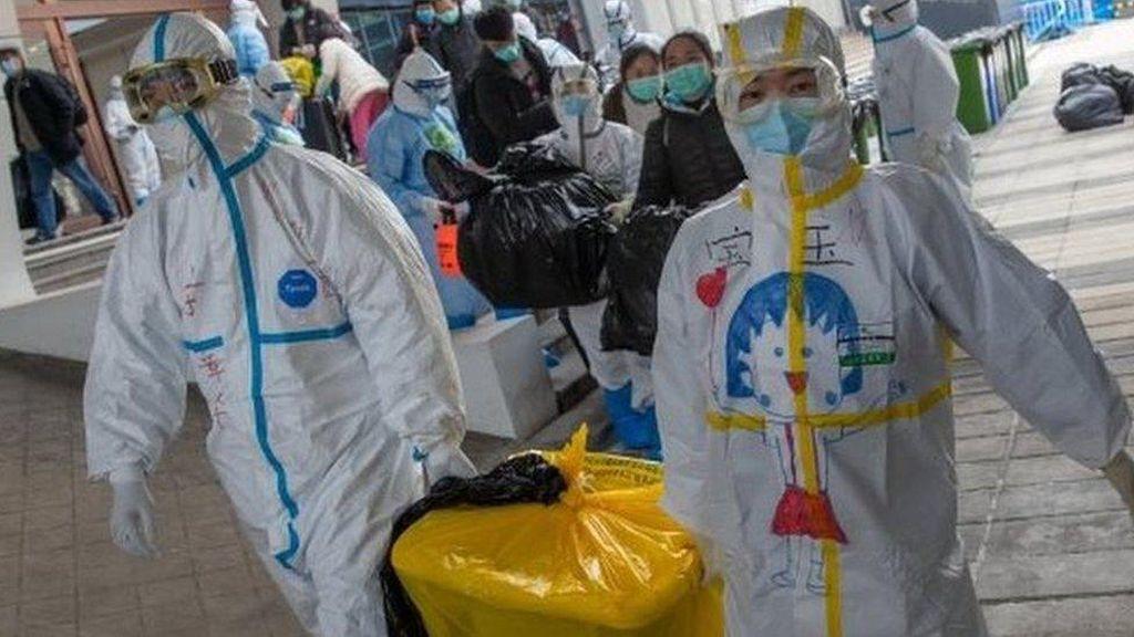 Wuhan Kendurkan Lockdown Saat Dunia Berperang Melawan Virus Corona