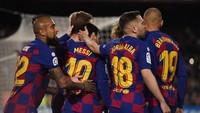 Liga Spanyol Diakhiri Saja, Barcelona Juaranya