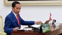 Jokowi soal Penyebab Warga Mudik Dini: Terpaksa karena Penghasilan Turun