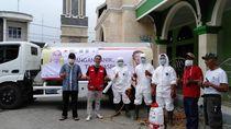 Antisipasi Covid-19, PMI Banten Ajak Warga Disinfeksi Mandiri