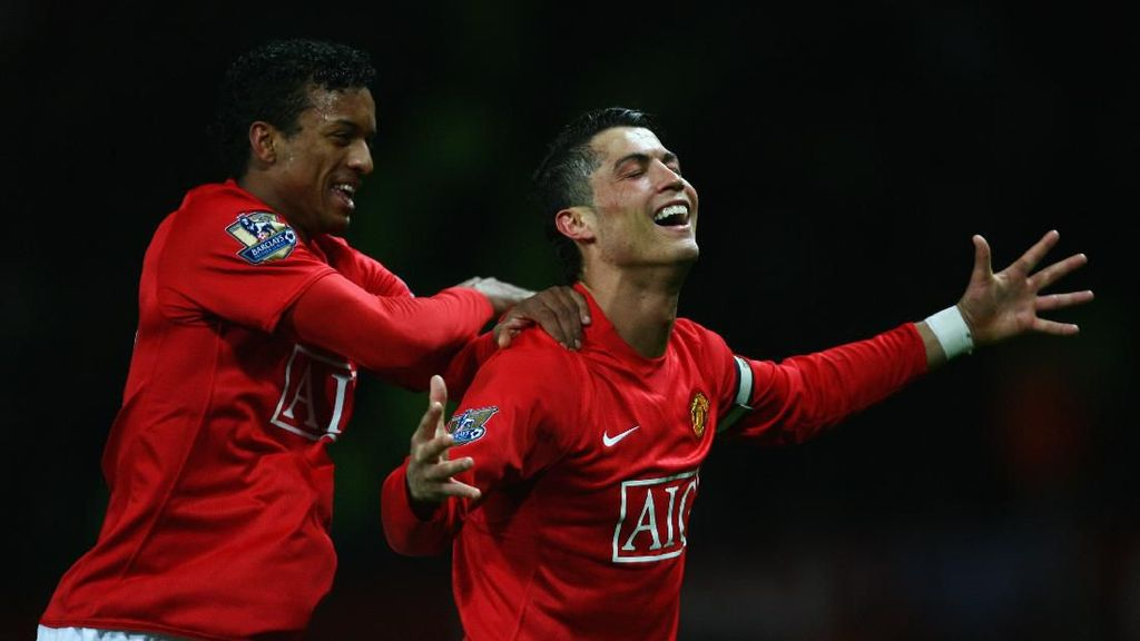 Gara-gara Ronaldo, Nani Ketularan Alergi Hal Ini