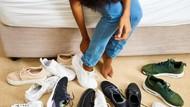 Hasil Riset Terbaru: Sepatu Bisa Jadi Carrier Virus Corona