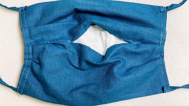 Dokter Ini Bagikan Tips Buat Masker Sendiri dari Kain untuk Cegah Corona