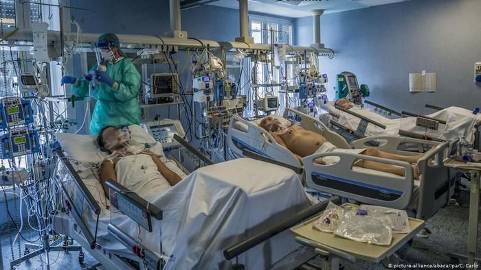 Ada Lebih Dari 30 Persen Kasus Corona Yang Tak Tunjukkan Gejala Sakit