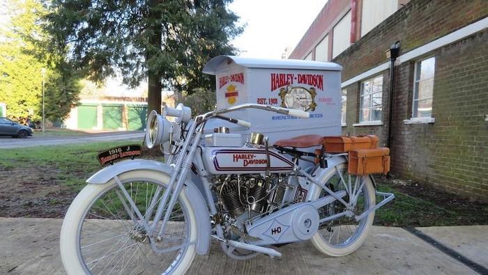 Harley-Davidson Model J