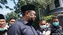 Bamsoet, Moeldoko hingga La Nyalla Melayat Ibunda Jokowi di Solo