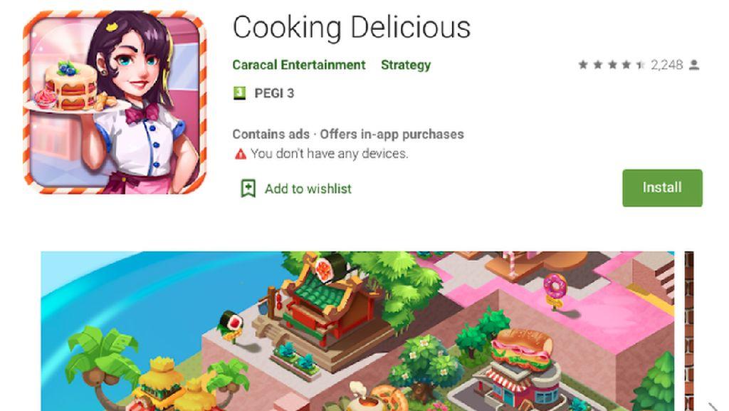Waduh, Ada Malware Clicker Menyusup di Puluhan Game Anak