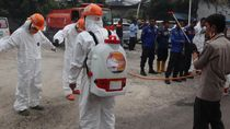 29 Kecamatan di Kabupaten Serang Akan Disemprot Disinfektan