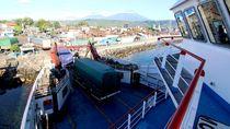 Usai Nyepi Aktivitas Pelabuhan Ketapang Kembali Normal
