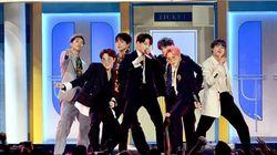 BTS Masuk Daftar Seleb dengan Bayaran Tertinggi Versi Forbes