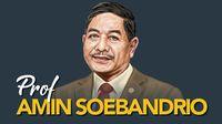 Prof Amin Soebandrio, Berjuang Ciptakan Vaksin Covid-19