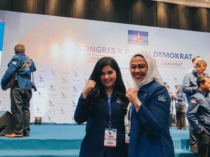 Annisa Pohan dan Bupati Karawang, Cellica Nurrachadiana (Instagram Cellica)