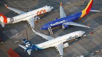 Penerbangan di Eropa Menyusut 65 Persen karena Virus Corona