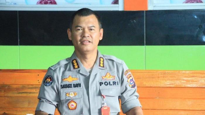 Kabid Humas Polda Sumbar Kombes Stefanus Satake Bayu Setianto (dok. Istimewa via Antara)