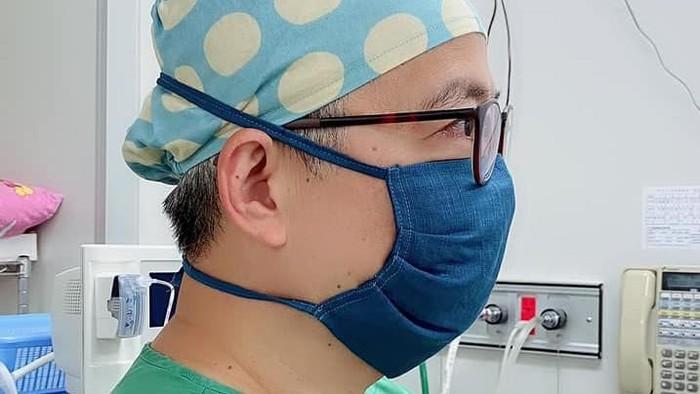 Tips membuat masker kain di tengah wabah corona.