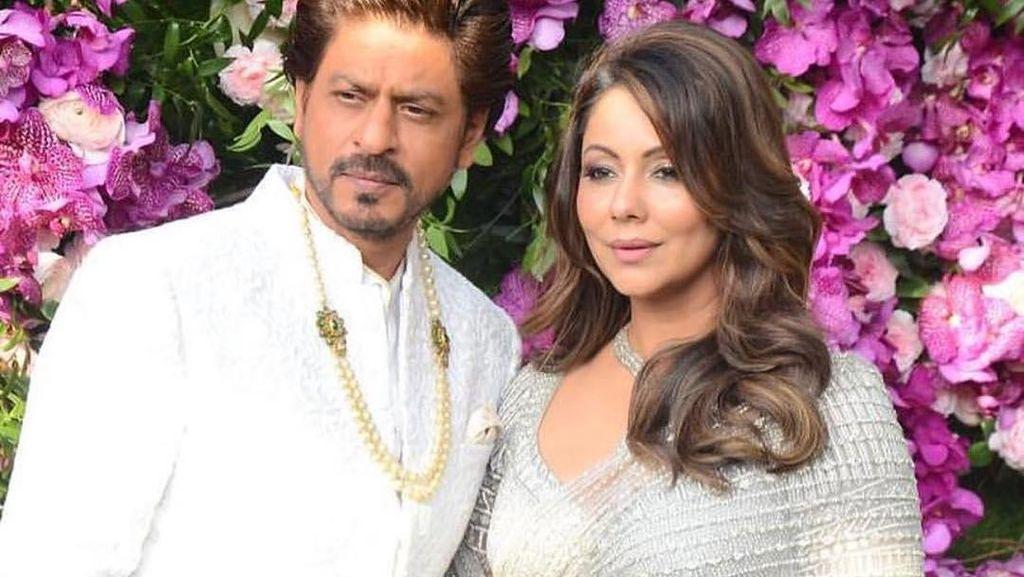 Bisa Ditiru, Trik Shah Rukh Khan Agar Istri Tak Cemburu