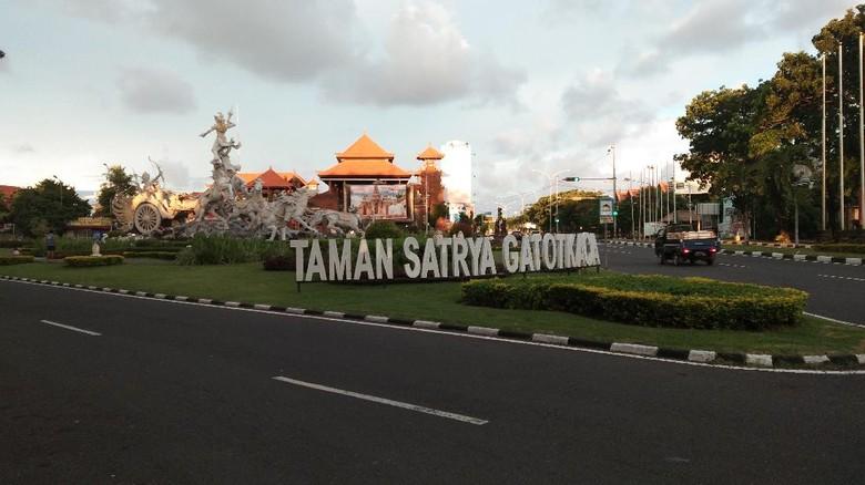 Taman Satrya Gatot kaca