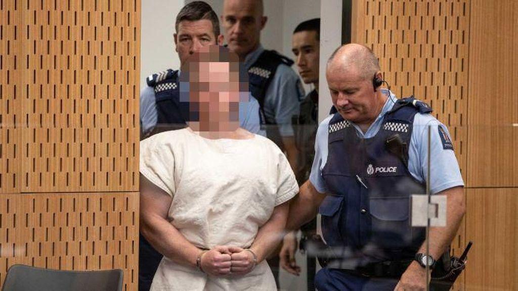 Pelaku Teror Masjid Christchurch Asal Australia Akui Perbuatannya