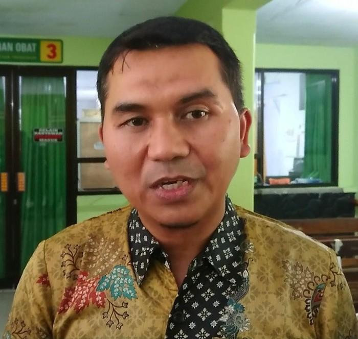 Direktur RSUD dr Soedomo Trenggalek dr Sunarto
