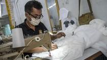 RI Mau Barter APD dengan Ventilator ke Negara Lain
