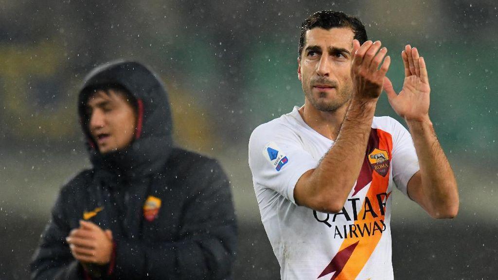 Mkhitaryan Lebih Cocok dengan Sepakbola Roma Ketimbang Arsenal di Bawah Emery