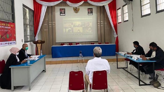 Sidang Virtual Bandung