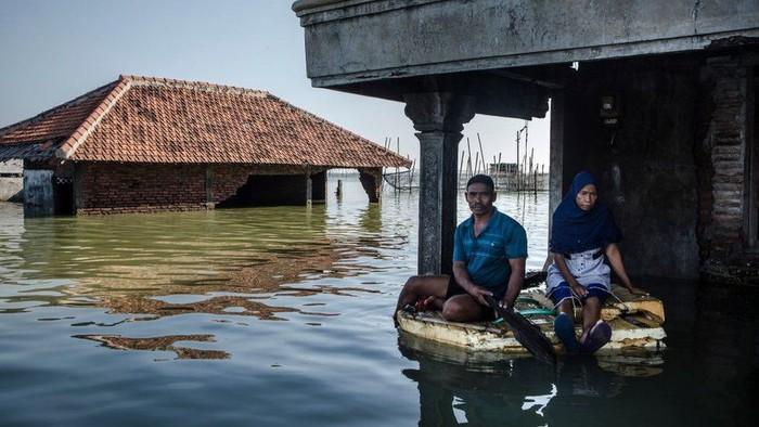 Perubahan iklim: Pesisir Indonesia terancam tenggelam, puluhan juta jiwa akan terdampak