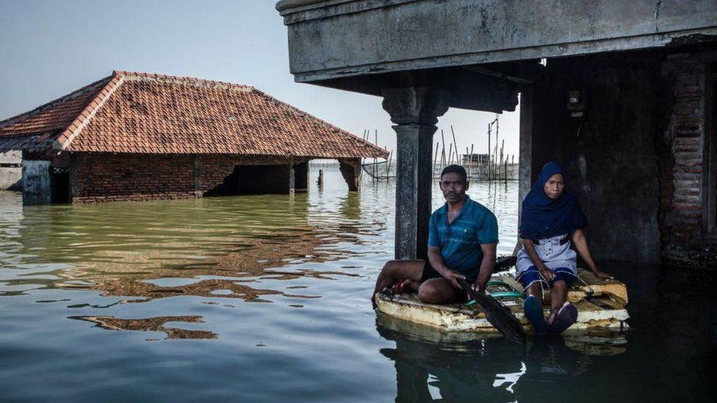 Pesisir Indonesia Terancam Tenggelam, Puluhan Juta Jiwa Akan Terdampak