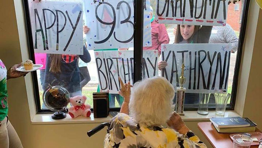 Begini Cara Orang-orang Rayakan Pesta Ulang Tahun di Tengah Pandemi Corona