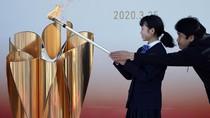 Ditunda Tahun Depan, Api Olimpiade Langsung Dipulihkan